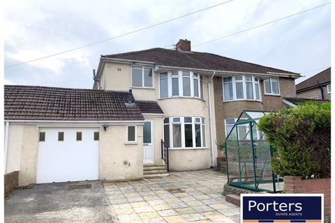 3 bedroom semi-detached house to rent - Priory Gardens Bridgend CF31 3LB