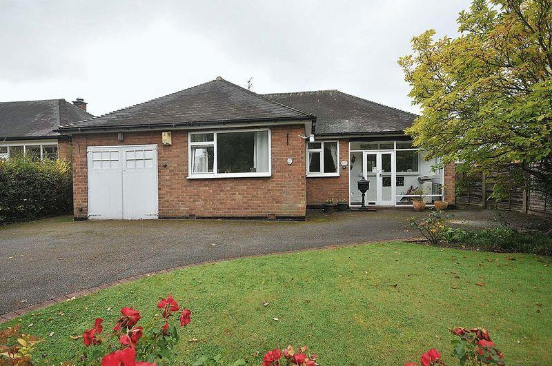 3 Bedrooms Detached Bungalow for sale in Town Lane, Mobberley