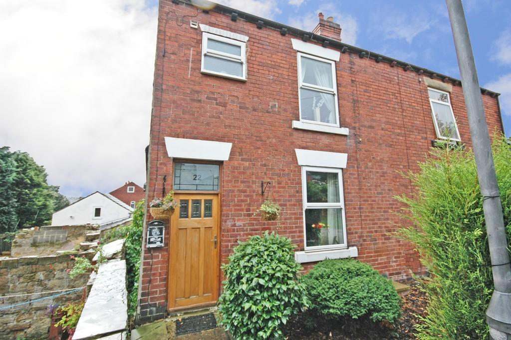 2 Bedrooms Semi Detached House for sale in Ring O' Bells Yard, Horbury