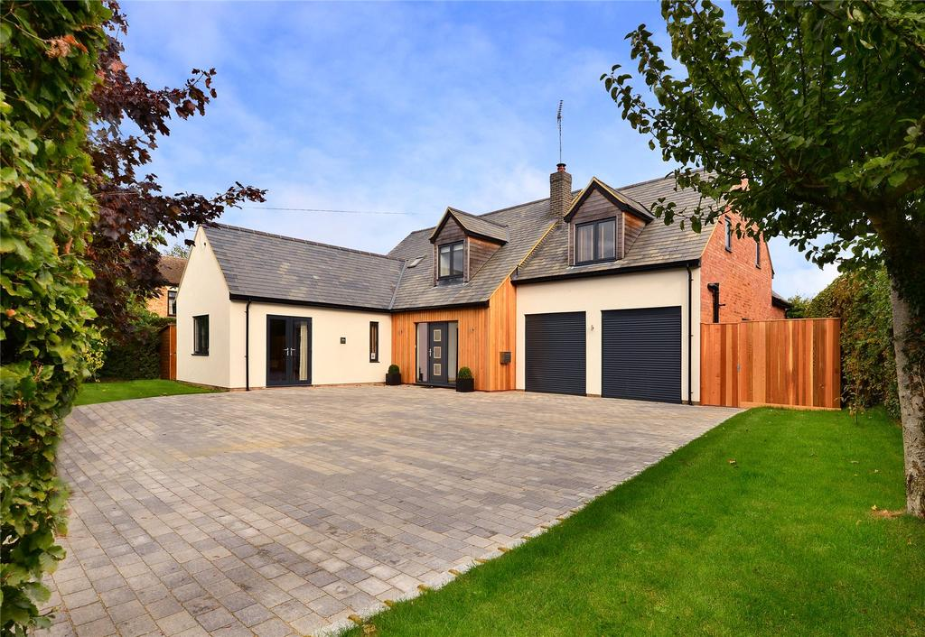 5 Bedrooms Detached House for sale in Winslow Road, Granborough