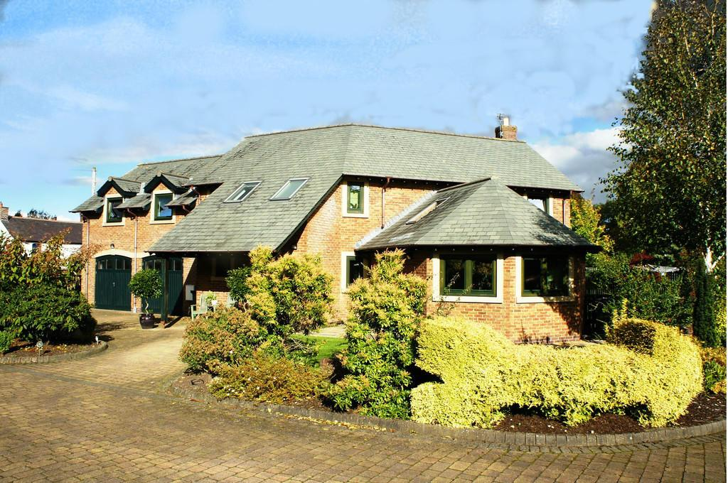 5 Bedrooms Detached House for sale in Crosby On Eden, Carlisle