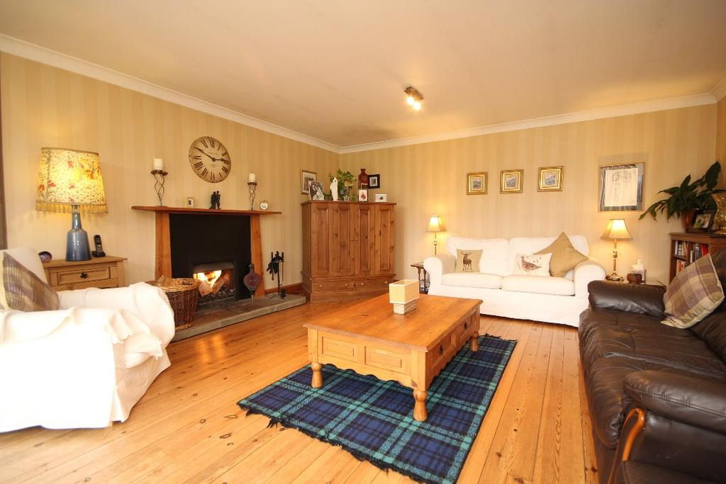 5 Bedrooms Detached House for sale in Easter Bendochy, Blairgowrie, Perthshire, PH13 9HU