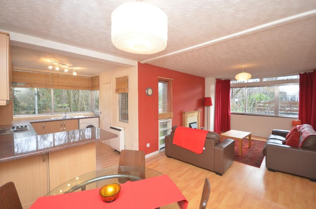 2 Bedrooms Flat for sale in Tantallon Tower, 5 Direlton Drive, Shawlands, Glasgow, G41 3BE