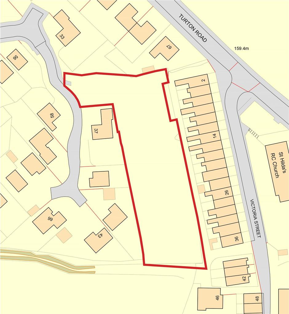 Land Commercial for sale in Land To The West Of Victoria Street, Tottington, Bury, Lancashire, BL8