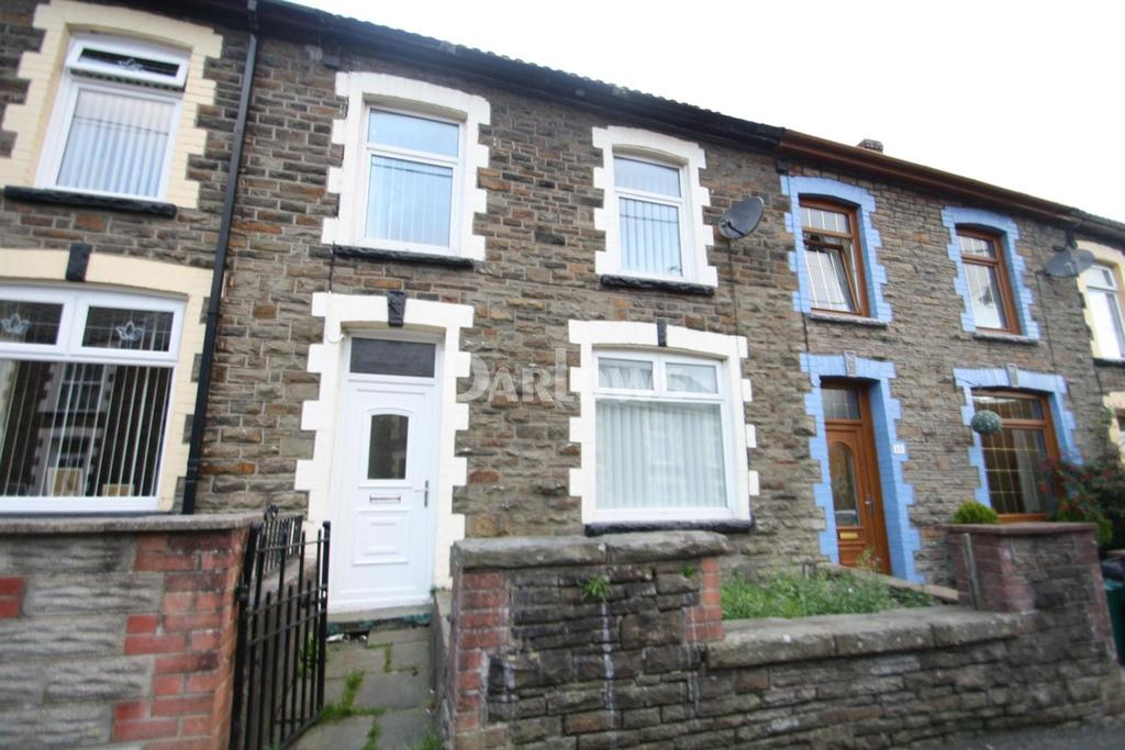 3 Bedrooms Terraced House for sale in Brewery Street, Pontygwaith