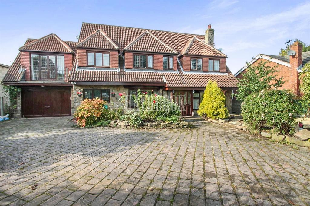 5 Bedrooms Detached House for sale in Ricknald Close, Aughton