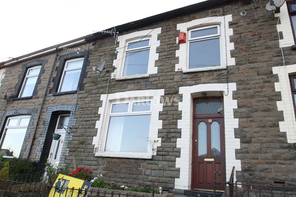 3 Bedrooms Terraced House for sale in Vivian St, Tylorstown
