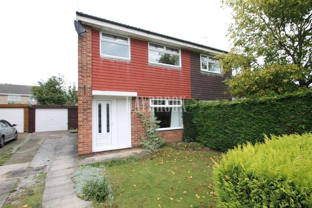 3 Bedrooms Semi Detached House for sale in Wentworth Way, Dinnington