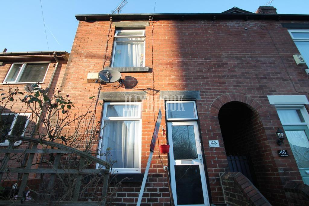 3 Bedrooms End Of Terrace House for sale in Cundy Street Walkley
