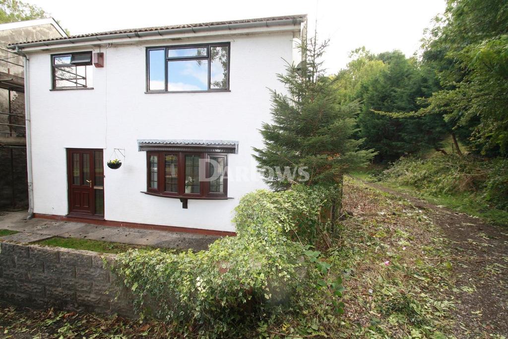 4 Bedrooms Detached House for sale in Salem Cottages, Charles Street, Tredegar, Gwent
