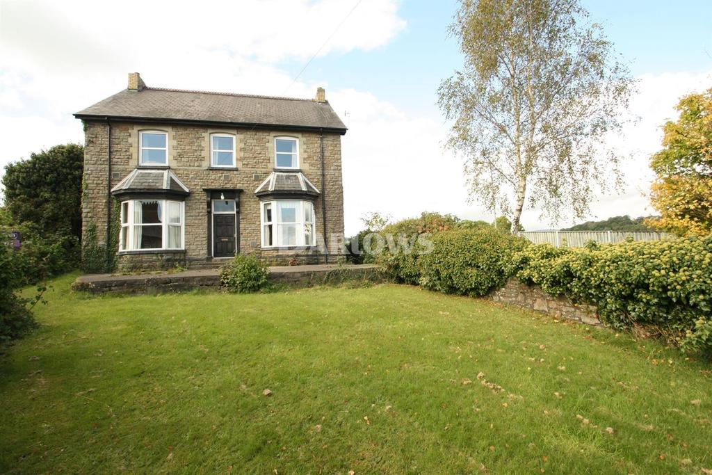5 Bedrooms Detached House for sale in Park View, Pontypool