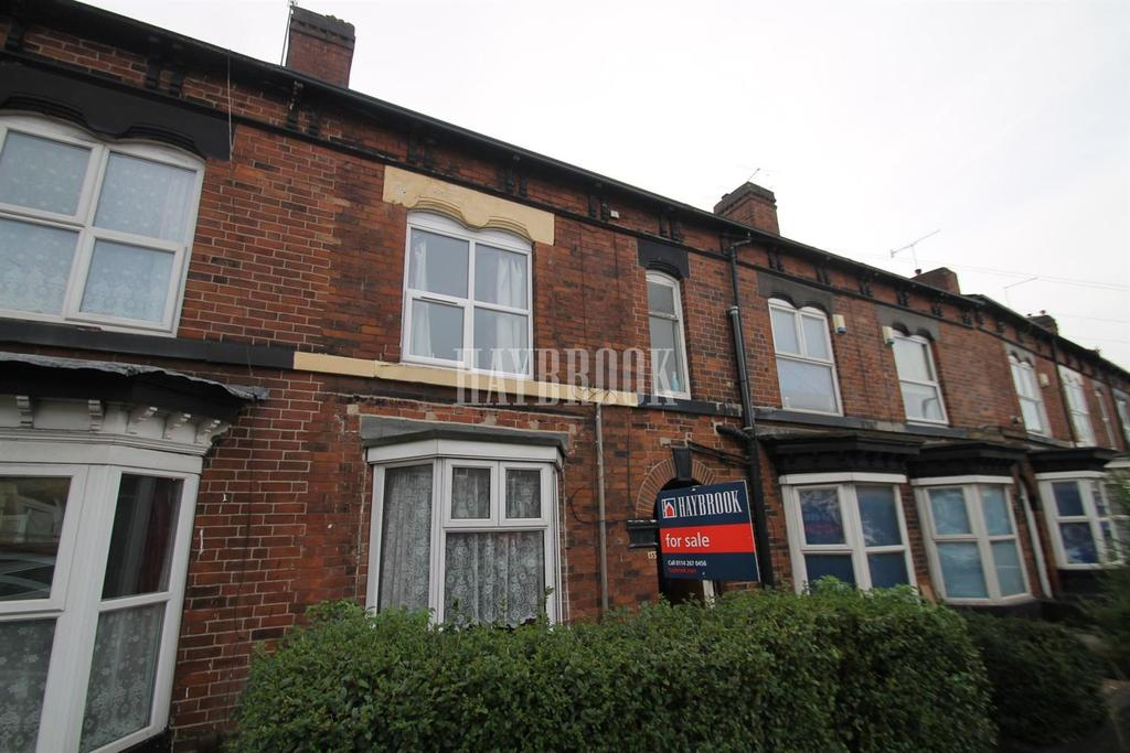 3 Bedrooms Terraced House for sale in Abbeydale Road, Abbeydale, S7