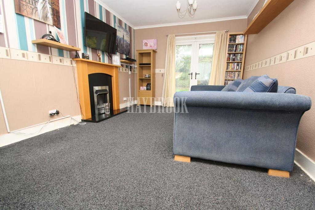 2 Bedrooms Semi Detached House for sale in Jaunty Lane, Basegreen, S12