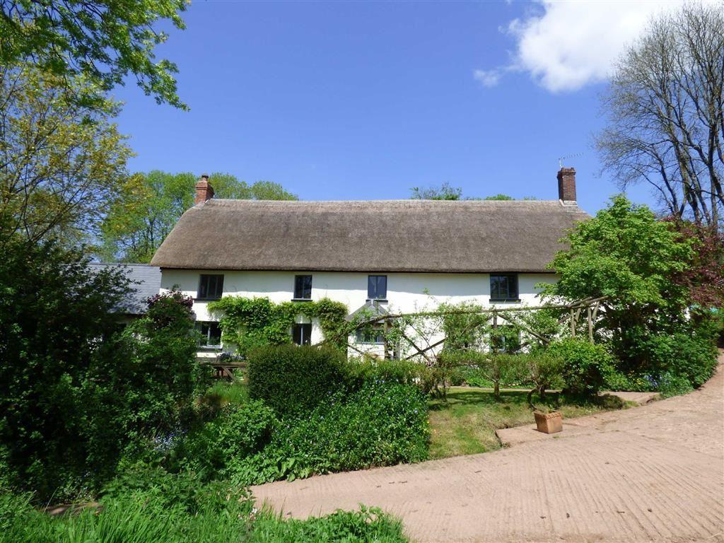 4 Bedrooms Detached House for sale in Templeton, Tiverton, Devon, EX16
