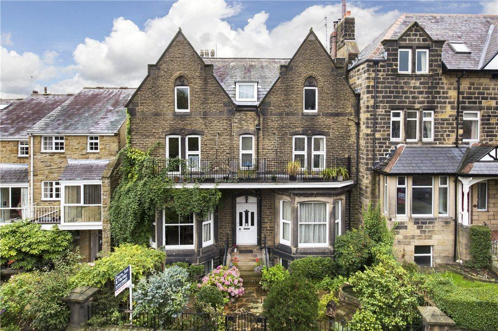 1 Bedroom Barn Conversion Character Property for sale in Flat 4, Sefton House, 11 Riddings Road, Ilkley