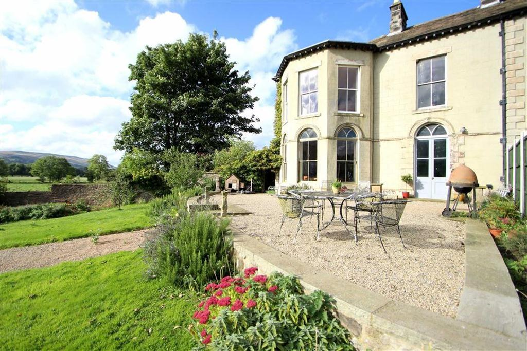 3 Bedrooms End Of Terrace House for sale in Sorrelsykes Park Hall, West Burton, Leyburn, North Yorkshire