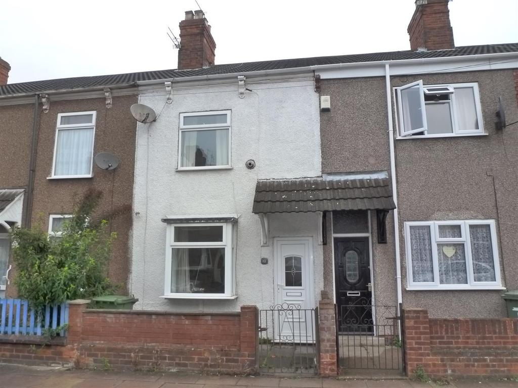 3 Bedrooms Terraced House for sale in Tennyson Street, Grimsby