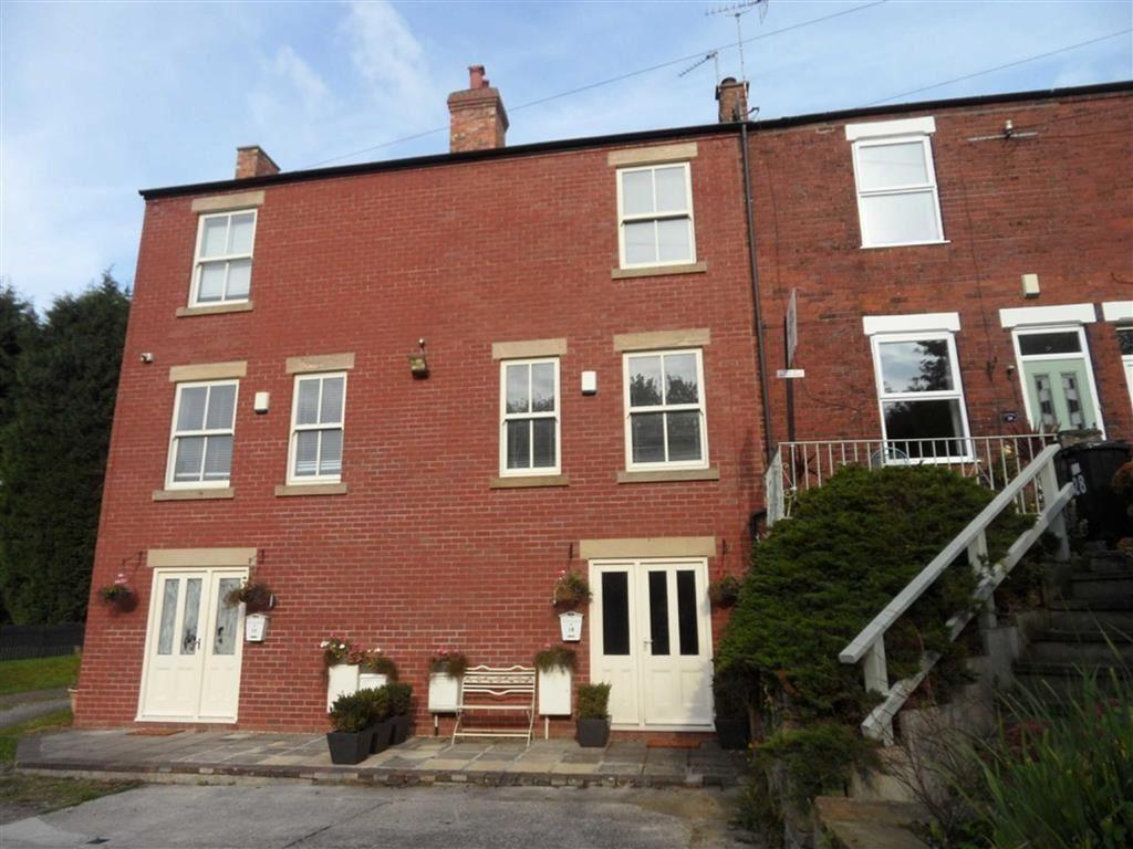 3 Bedrooms Town House for sale in Crescent Road, Cheadle