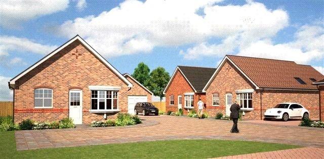 2 Bedrooms Semi Detached Bungalow for sale in Westlands, Coxhoe, DH6