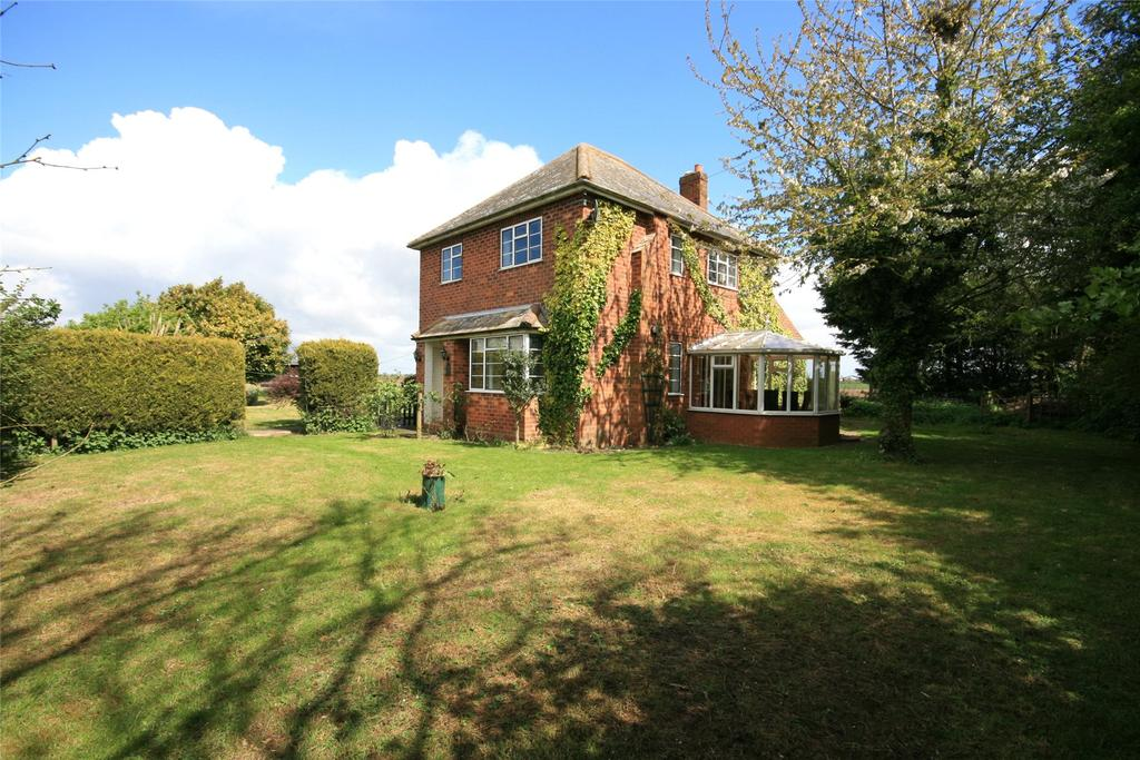 3 Bedrooms Detached House for sale in Browns Drove, Swineshead, PE20