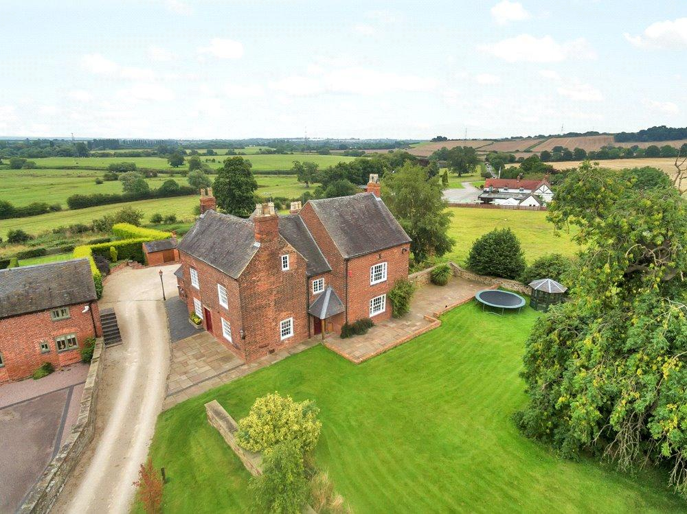 6 Bedrooms Detached House for sale in Ingleby, Derby, Derbyshire