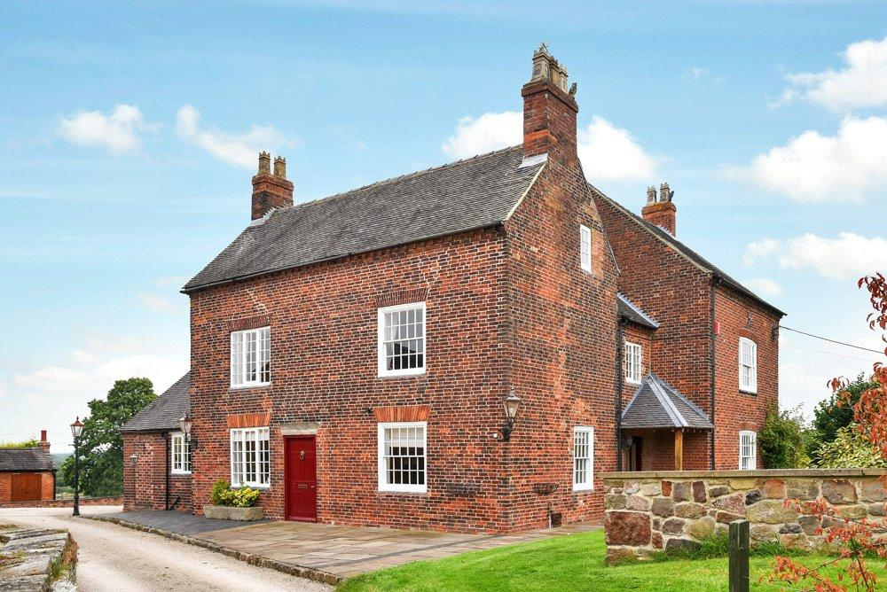 6 Bedrooms Detached House for sale in Ingleby, Derby, Derbyshire