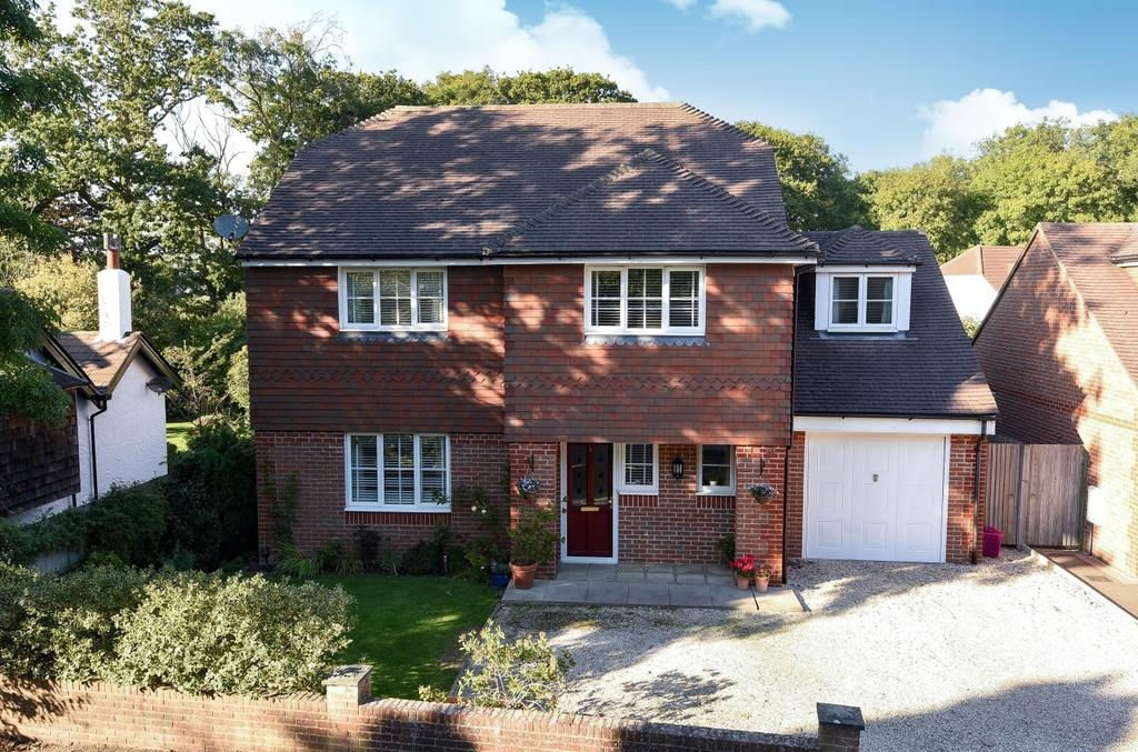 4 Bedrooms Detached House for sale in The Old Bakery, Lake Lane, Barnham, PO22