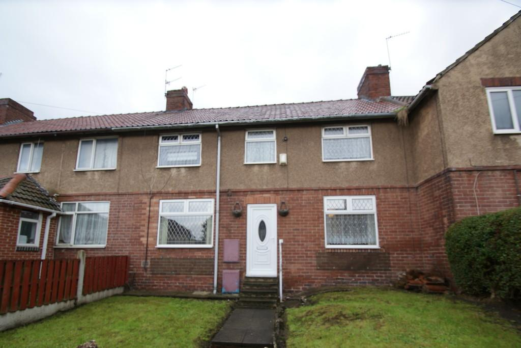 3 Bedrooms Terraced House for sale in 14 Victoria Road, Edlington, Doncaster, DN12 1BJ
