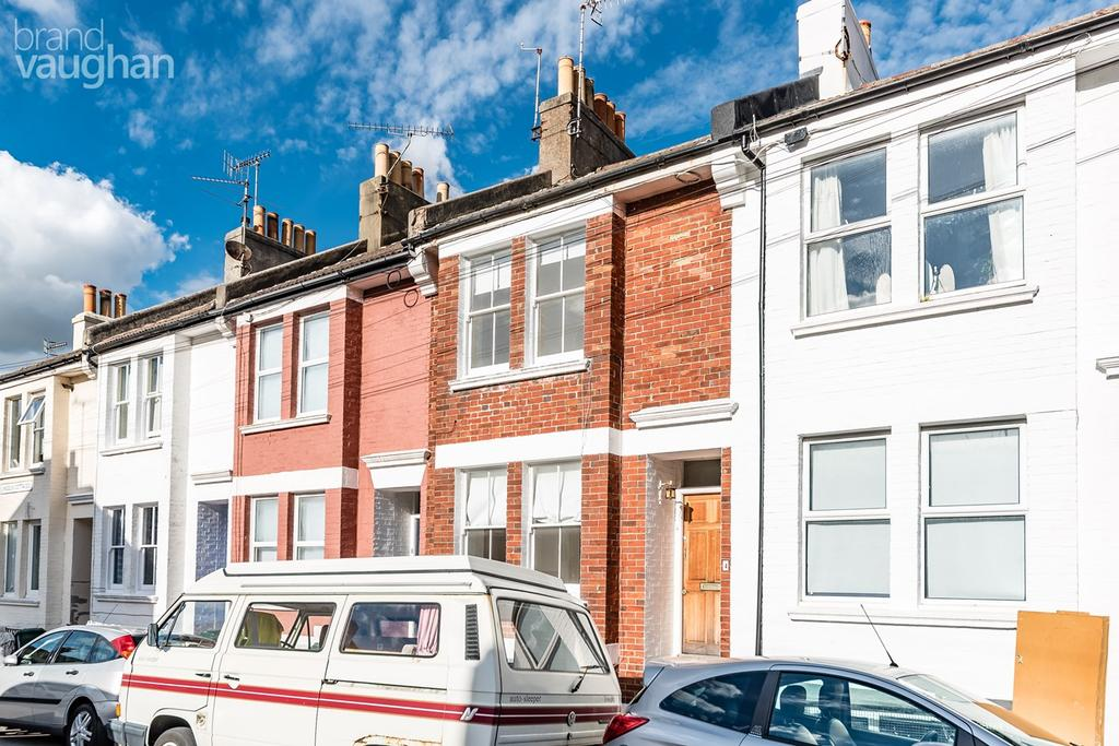 3 Bedrooms Terraced House for sale in Lincoln Cottages, Brighton, BN2