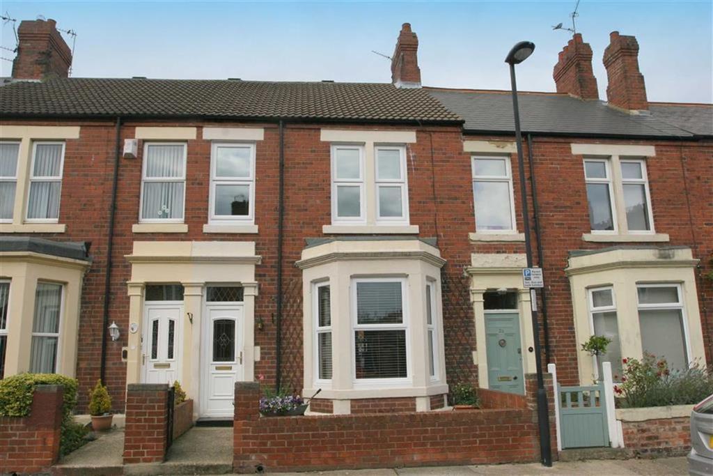 3 Bedrooms Terraced House for sale in Denwick Terrace, Tynemouth, Tyne And Wear, NE30