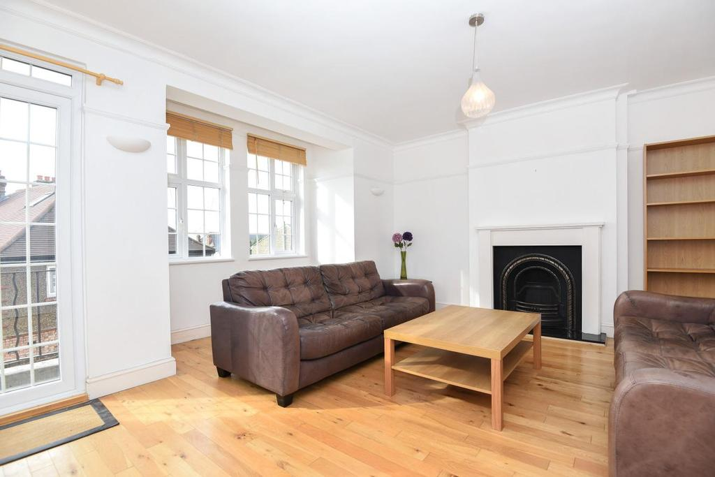 3 Bedrooms Flat for sale in Beeches Road, Tooting, SW17