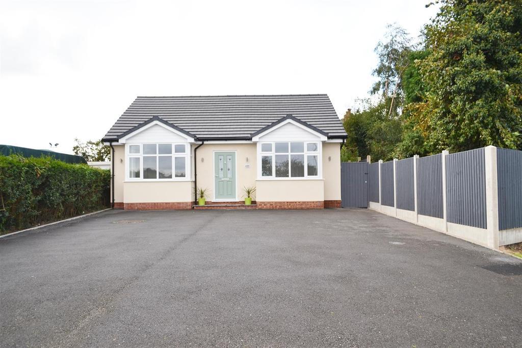 3 Bedrooms Detached Bungalow for sale in Wolverhampton Road, Cannock