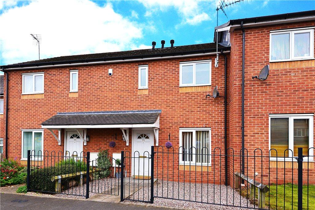 2 Bedrooms Terraced House for sale in Coronation Way, Kidderminster, DY10