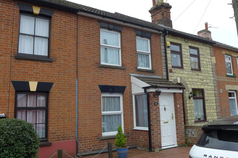 2 Bedrooms Terraced House for sale in Alexandra Road, Beccles