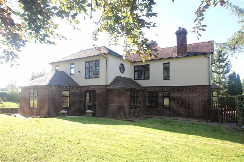 5 Bedrooms Detached House for sale in Shawbury Road, Wem, Shrewsbury