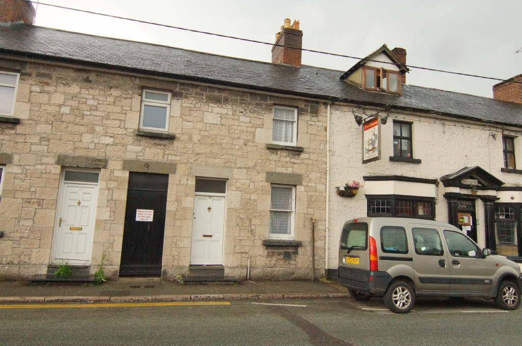 3 Bedrooms Terraced House for sale in Mwrog Street, Ruthin