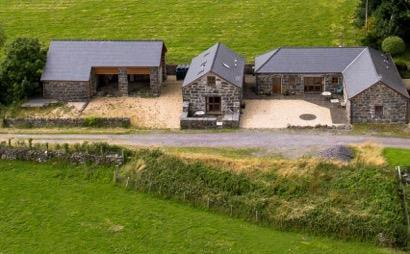 5 Bedrooms Detached House for sale in Criccieth