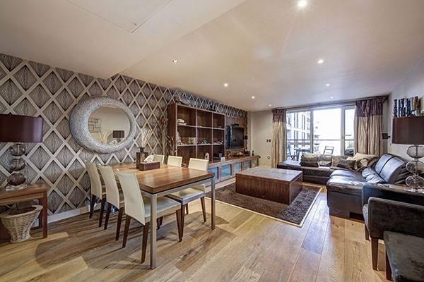 3 Bedrooms Apartment Flat for sale in Monarch Point, Imperial Wharf, London SW6