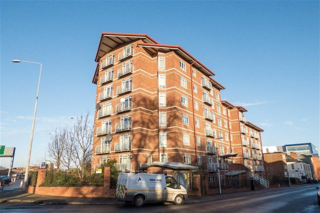 2 Bedrooms Apartment Flat for sale in Osbourne House, Queen Victoria Road, Coventry, CV1