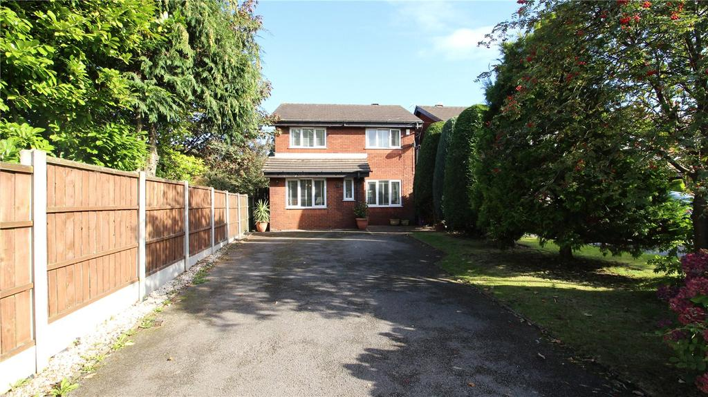 4 Bedrooms Detached House for sale in Leyfield Road, Liverpool, Merseyside, L12