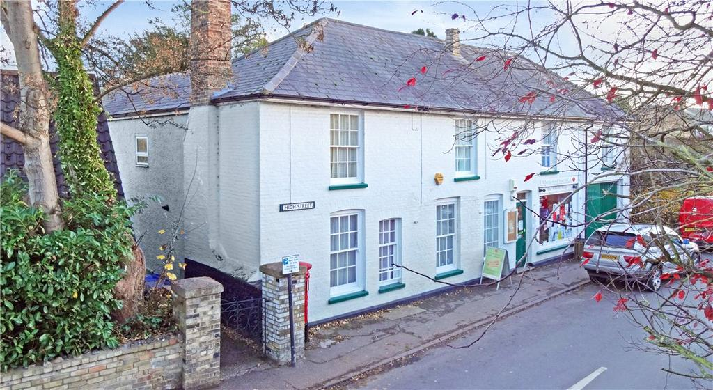 4 Bedrooms Semi Detached House for sale in High Street, Whittlesford, Cambridge, CB22