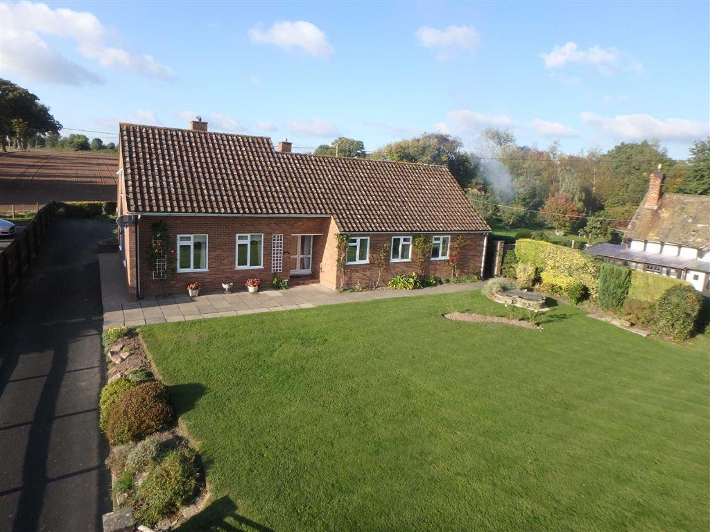 4 Bedrooms Detached Bungalow for sale in Kinnersley, Hereford