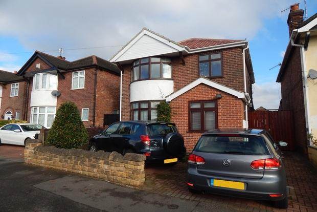 4 Bedrooms Detached House for sale in Holbeck Road, Aspley, Nottingham, NG8