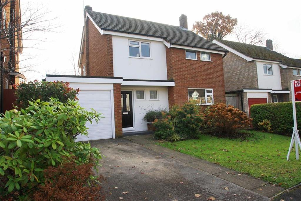 3 Bedrooms Detached House for sale in Kenilworth Avenue, Handforth