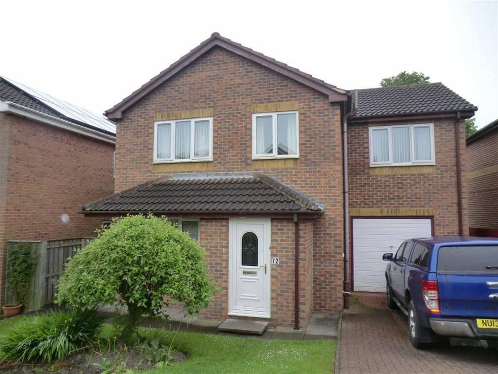 5 Bedrooms Detached House for sale in 72, Ramsay Drive, Ferryhill
