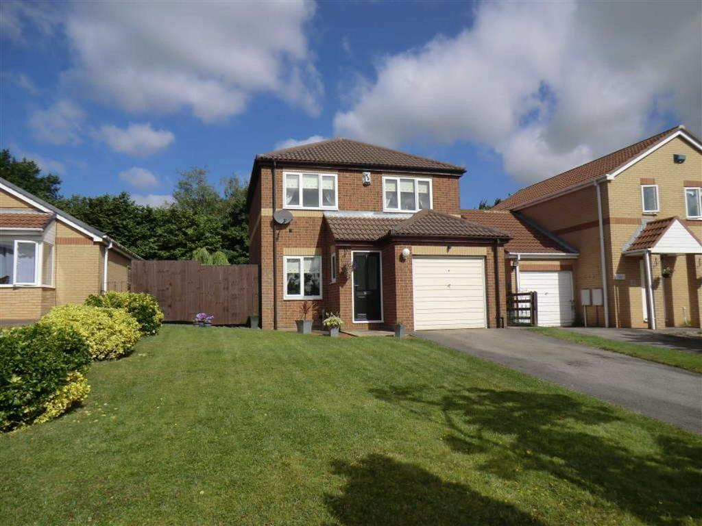 3 Bedrooms Detached House for sale in 1, Crompton Court, Ferryhill