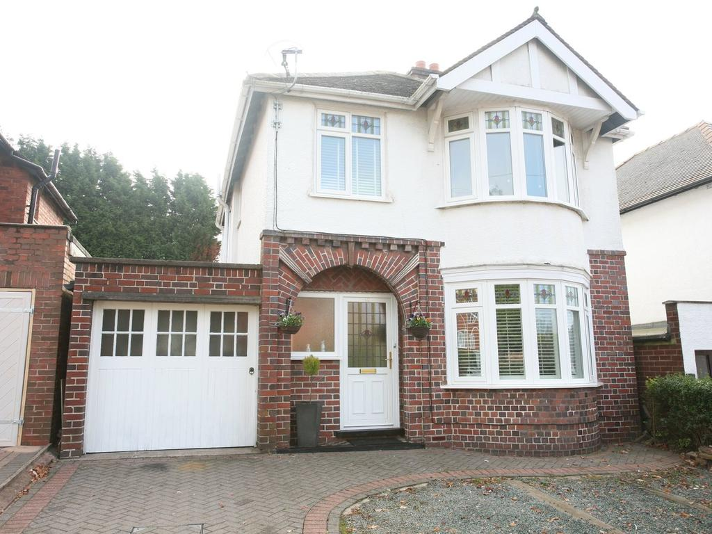 3 Bedrooms Detached House for sale in 11 Dartmouth Road, Cannock, WS11 1HD