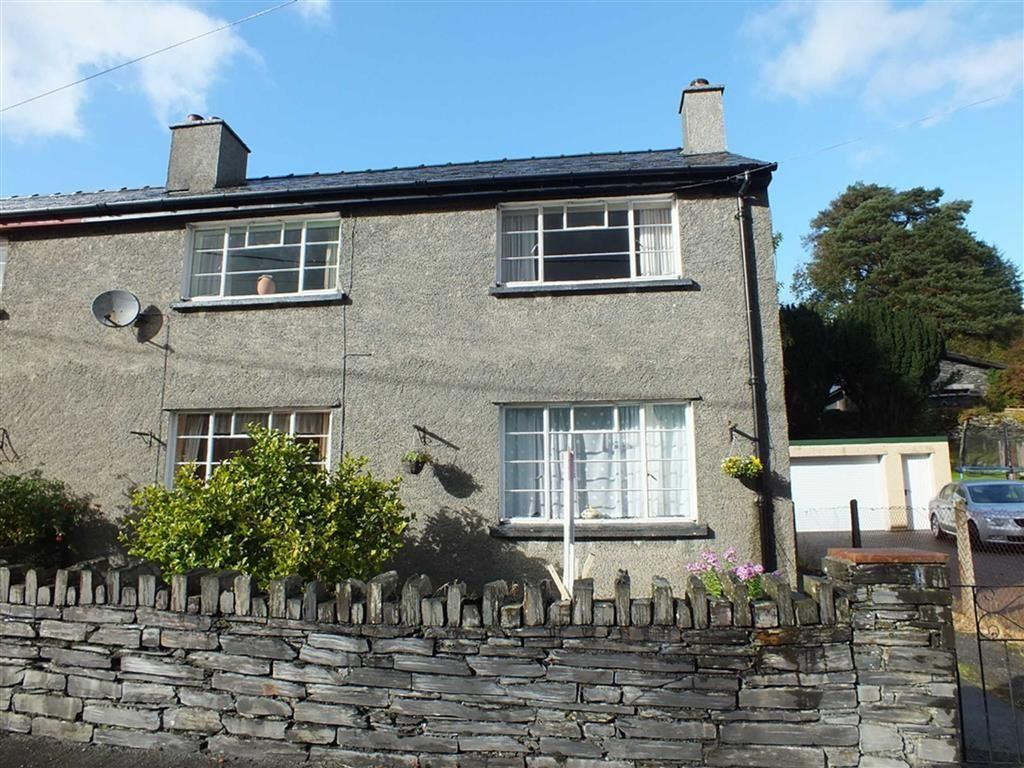 3 Bedrooms Semi Detached House for sale in 2 Trem Y Bennar, Dolwyddelan