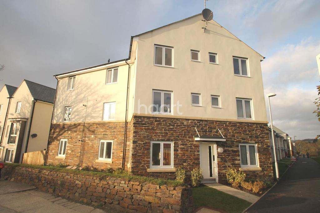 2 Bedrooms Flat for sale in Clittaford Road, Widewell