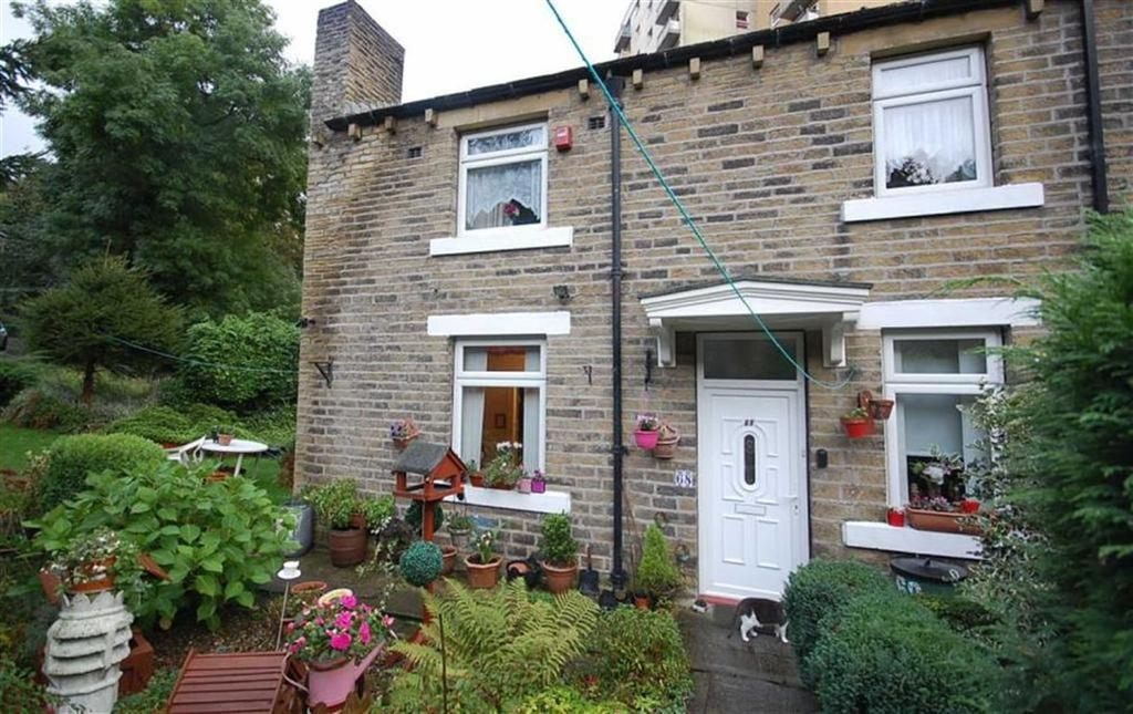 4 Bedrooms End Of Terrace House for sale in Park Gate, Berry Brow, Huddersfield, HD4